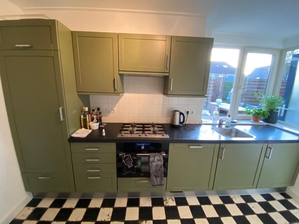 Keukenkasten - Binnenschilderwerk 4